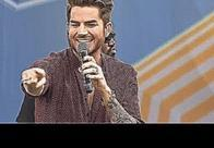 Adam Lambert - Whataya Want From Me - Good Morning America