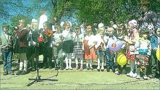 Скачать песню о весне детский хор