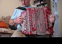 La Cumparsita Diatonic Button Accordion Russian/Гармоника
